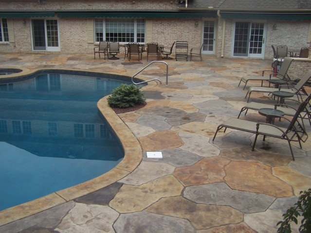 Nj Stamped Concrete